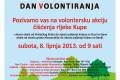 Poziv na volontersku akciju čišćenja rijeke Kupe