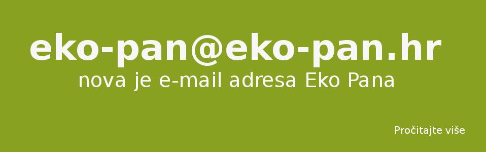 Promjena e-mail adrese